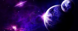 Preview wallpaper space, planet, astronomy, galaxy, universe