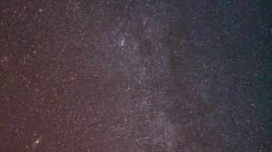 Preview wallpaper space, star, night, night sky