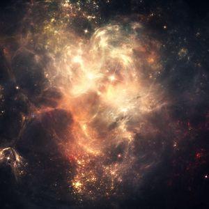 Preview wallpaper space, stars, sky, dark