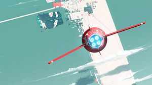 Preview wallpaper spaceship, art, fiction, sci-fi