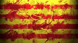 Preview wallpaper spain, paint, background, texture, barcelona