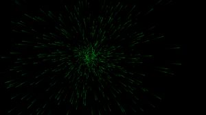 Preview wallpaper sparks, optical illusion, dark background