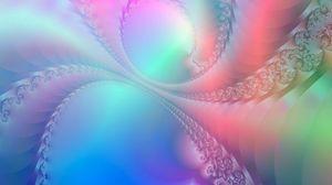 Preview wallpaper spin, spiral, light, bright