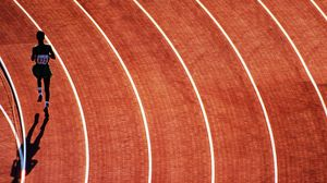 Preview wallpaper sports, running, track