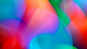 Preview wallpaper spots, blurred, bright