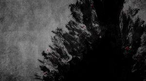 Preview wallpaper spray, dark, shadow, imagination