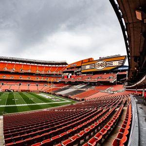 Preview wallpaper stadium, stands, seats, field, sports