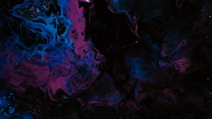 Preview wallpaper stains, liquid, dark, texture, abstraction