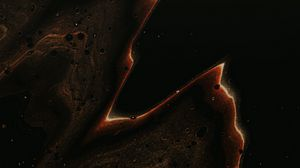 Preview wallpaper stains, paint, liquid, dark, abstraction