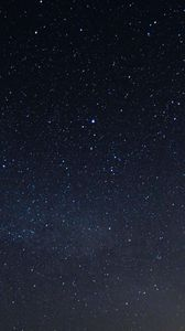 Preview wallpaper starry sky, night, stars