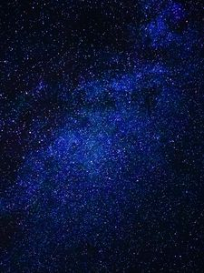 Preview wallpaper stars, milky way, space