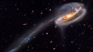 Preview wallpaper stars, space, nebula