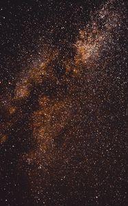 Preview wallpaper stars, space, sky, glitter