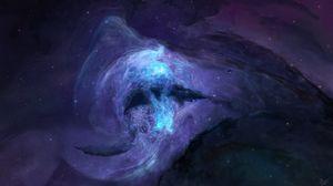 Preview wallpaper stars, space, spot