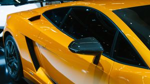 Preview wallpaper supercar, sports car, side view