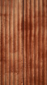 Preview wallpaper surface, metal, rust, texture, brown