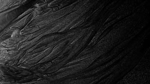 Preview wallpaper surface, texture, relief, black