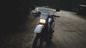 Preview wallpaper suzuki, bike, motorcycle, front view
