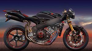 Preview wallpaper suzuki, motorbike, suzuki gs1000