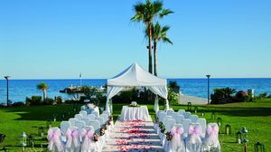 Preview wallpaper tables, wedding, decoration, nature