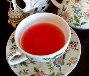 Preview wallpaper tea, drink, cup, tea drinking, aesthetics