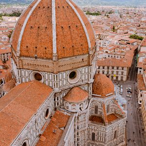 Preview wallpaper temple, architecture, city, florence, italy