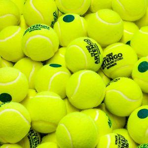 Preview wallpaper tennis, balls, sport, lime green, yellow