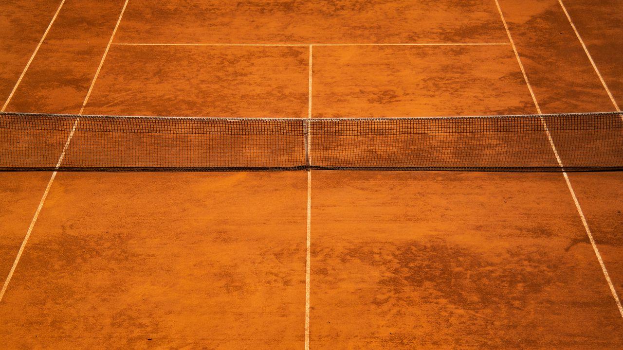 Wallpaper tennis, stadium, tennis net, sports