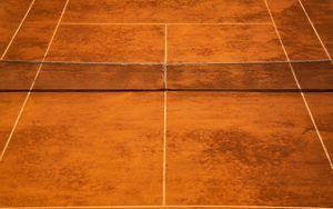 Preview wallpaper tennis, stadium, tennis net, sports