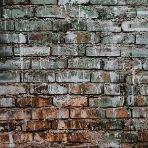Preview wallpaper texture, brick, wall, stains, surface