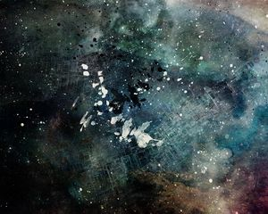 Preview wallpaper texture, drops, glitter, stain, paint, spray, surface