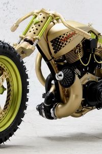 Preview wallpaper tgs seppster, ice racer, motorcycle, germany