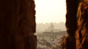 Preview wallpaper city, cathedral, architecture, italy, florence
