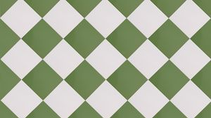 Preview wallpaper tile, green, white, square