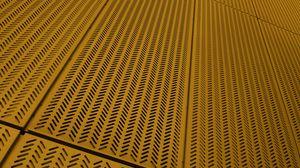 Preview wallpaper tile, lattice, texture, yellow