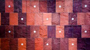 Preview wallpaper tile, pattern, rectangles, dots