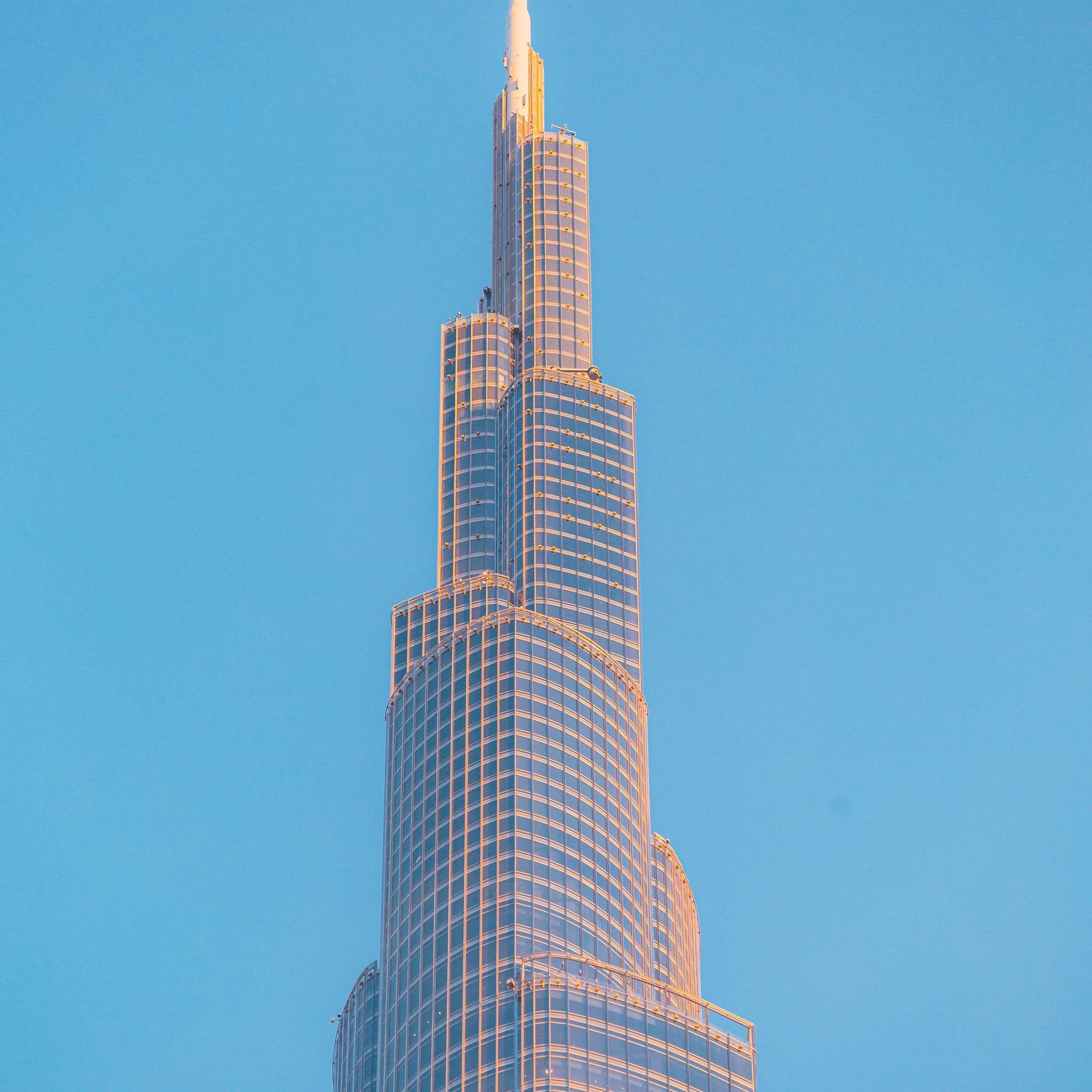 2780x2780 Wallpaper tower, skyscraper, building, architecture, sky, minimalism