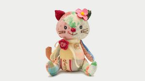 Preview wallpaper toy, cat, rag