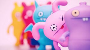 Preview wallpaper toys, creative, colorful, collection