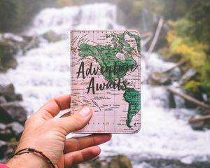 Preview wallpaper travel, adventure, words, inscription, hand