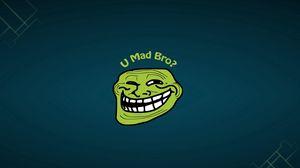 Preview wallpaper trollfeys, troll, smile, background, figure