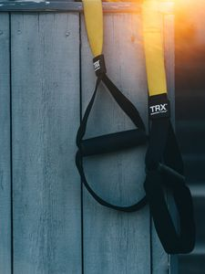 Preview wallpaper trx, bands, fitness, trainer, sport