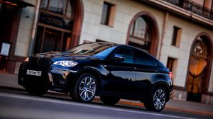 Preview wallpaper tuning, bmw, x6, e72