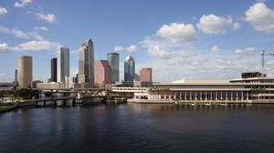 Preview wallpaper united states, florida, tampa, city