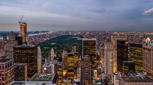 Preview wallpaper usa, new york state, new york city, rockefeller center, state new york, new york, park
