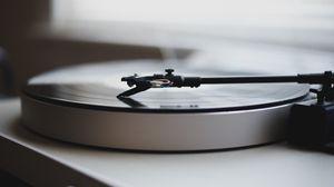 Preview wallpaper vinyl, vinyl record player, record