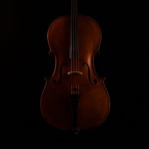 Preview wallpaper violin, musical instrument, music, dark