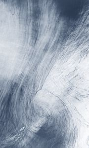 Preview wallpaper vortex, clouds, atmosphere, earth, space