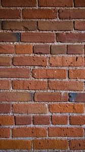 Preview wallpaper wall, bricks, texture