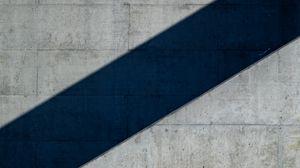 Preview wallpaper wall, concrete, stripe, texture